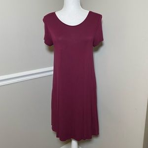 Mossimo T-shirt Dress